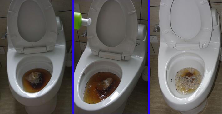 Sửa chữa nhà vệ sinh bị tắc