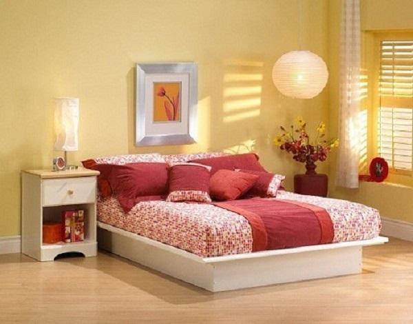 Không nên đặt bể phốt dưới phòng ngủ để tránh xung khắc
