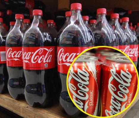 cách thông tắc bồn cầu bằng nước Coca Cola