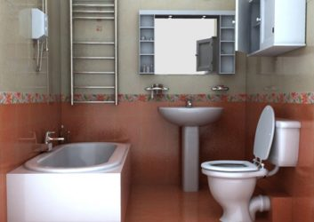 Khu nhà vệ sinh