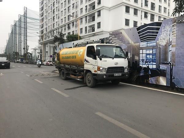 Đơn vị nhận thông tắc cống, hút bể phốt cho nhiều công trình tại tỉnh Bắc Ninh