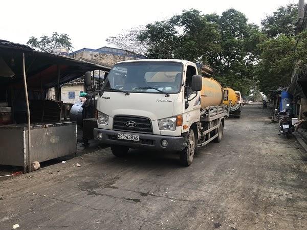 Một vài lưu ý khi chọn dịch vụ hút bể phốt, thông tắc cống tại Bắc Ninh