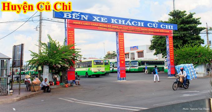 Huyen Cu Chi
