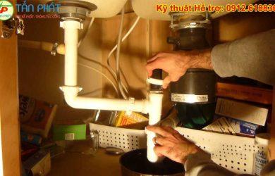 Cách vệ sinh đường ống chậu rửa bát