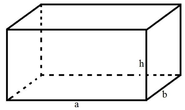 Bể phốt có hình dạng như hình hộp chữ nhật