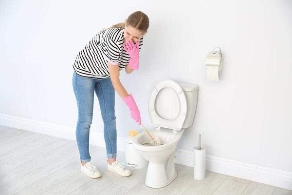 Tìm nguyên nhân khiến bồn cầu có mùi hôi để khắc phục tình trạng dễ dàng hơn