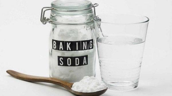 Baking soda là một trong những nguyên liệu ứng dụng thông tắc cống hiệu quả