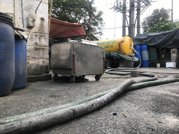 Đơn vị nào nhận hút bể phốt tại thành phố Vĩnh Yên uy tín?