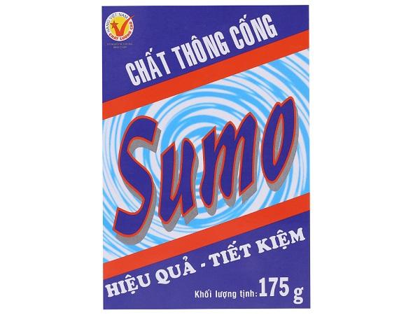 Bột Sumo là giải pháp thông bồn cầu hiệu quả, tiết kiệm