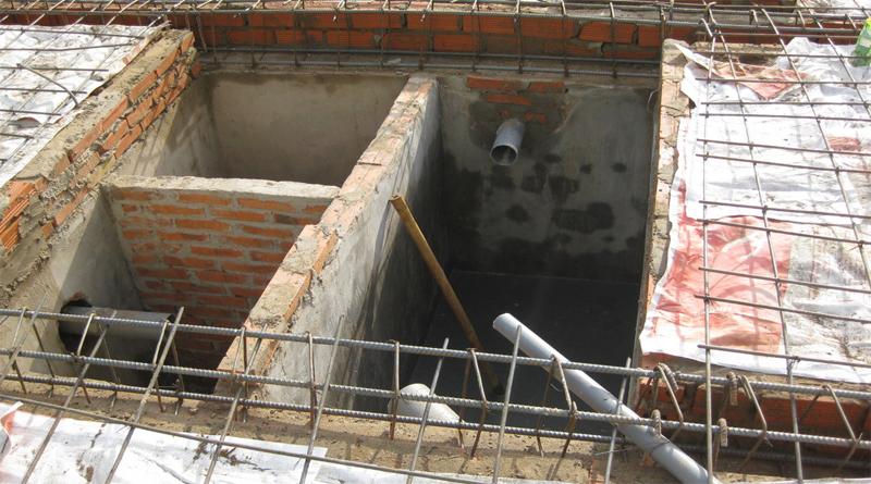 Hướng dẫn xây dựng bể phốt