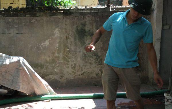 Hút Bể Phốt Tại Kim Mã
